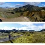 Turystów tu jak wszędzie na Islandii... prawie żadnych. Można poczuć się odkrywcą.
