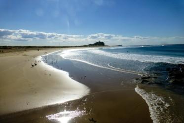 plaża newcastle