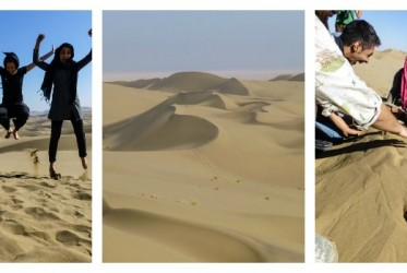 pustynia wpis