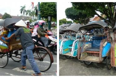 riksza indonezja