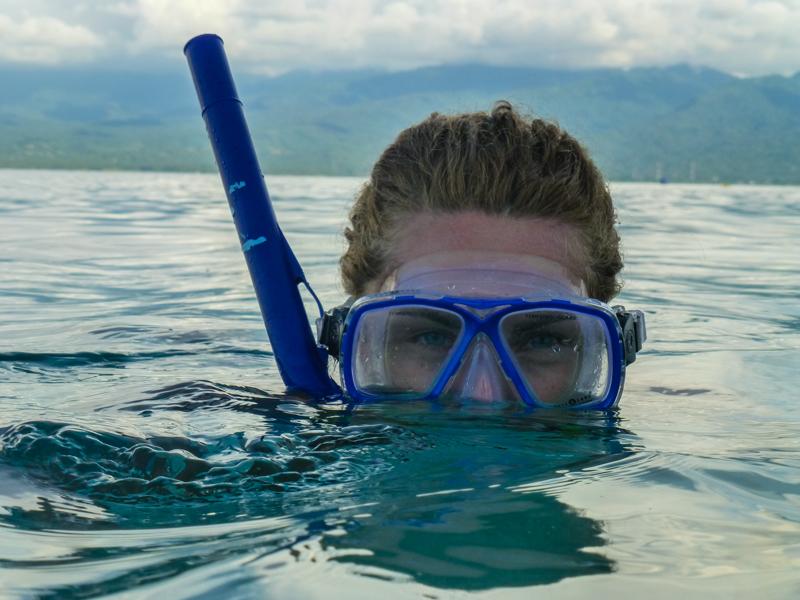 snorkeling gili meno