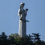 statua w tbilisi