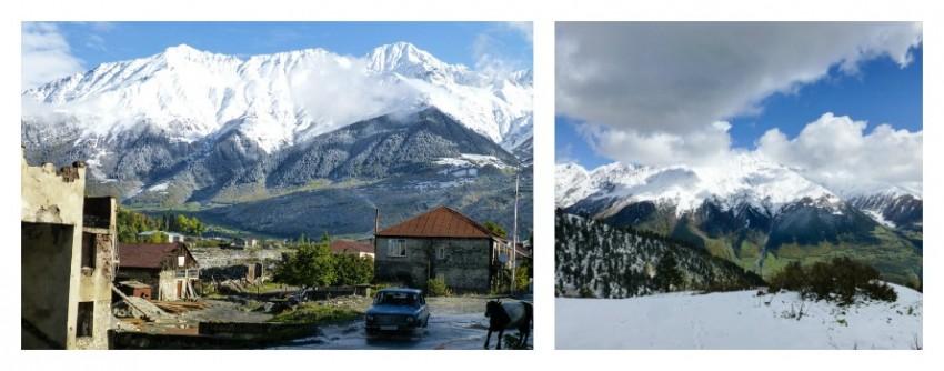 Swanetia - tajemnicza kraina w sercu Kaukazu