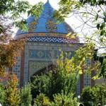 Meczet w centrum Erywania