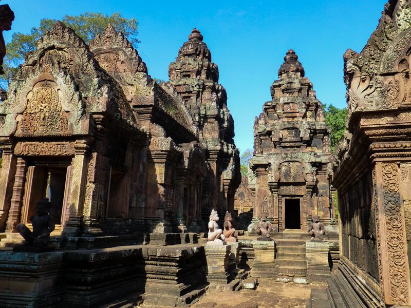 swiatynie kambodzy zwiedzanie