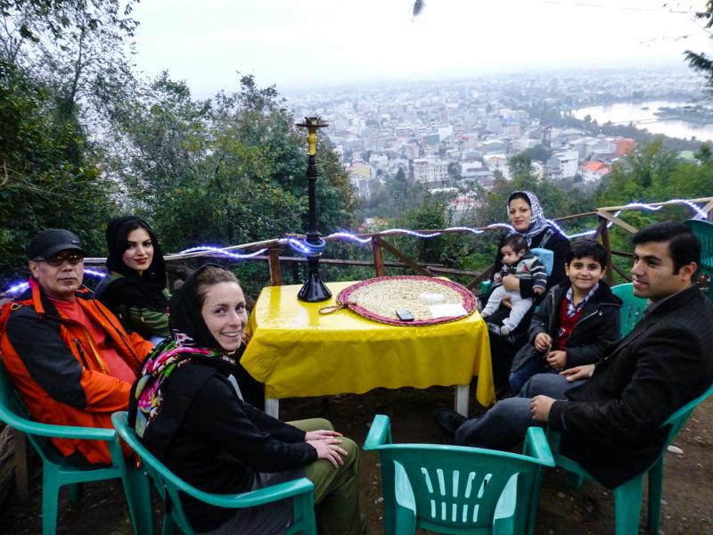 szisza w iranie