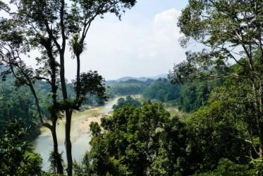 taman negara trekking