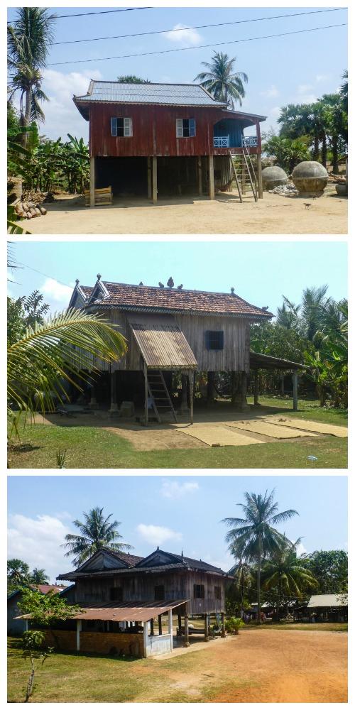 tradycyjne domy kambodza