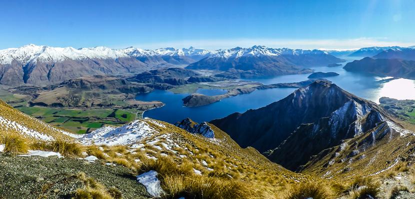 Poradnik taniego podróżowania po Nowej Zelandii