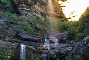 wodospady australia