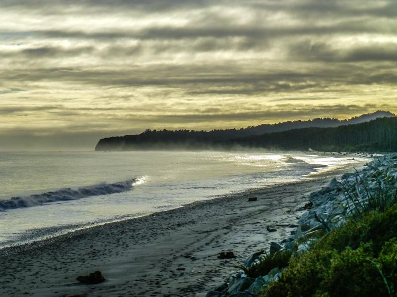 zachodnie wybrzeze nowa zelanida